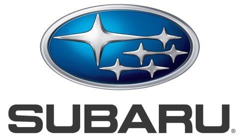 SUBARU Logo for Series