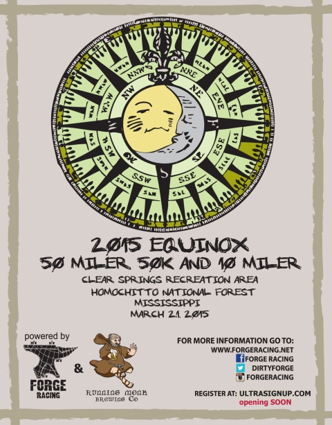 2015 Spring Equinox Post Card Front