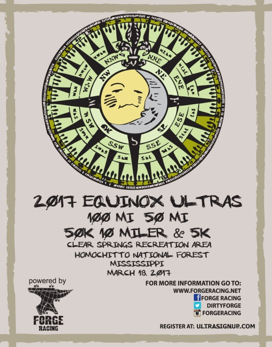 2017 Spring Equinox Post Card Front