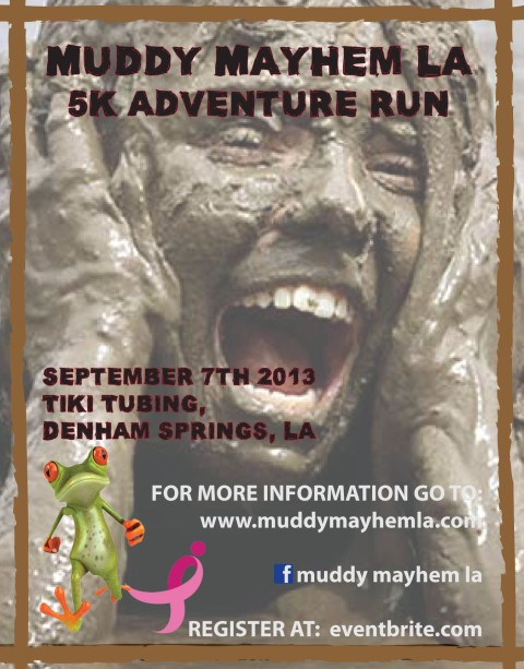 Muddy Mayhem La 5k Adventure Run