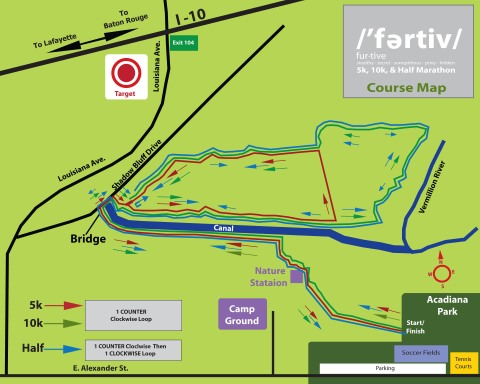 FURTIVE Race Map 2