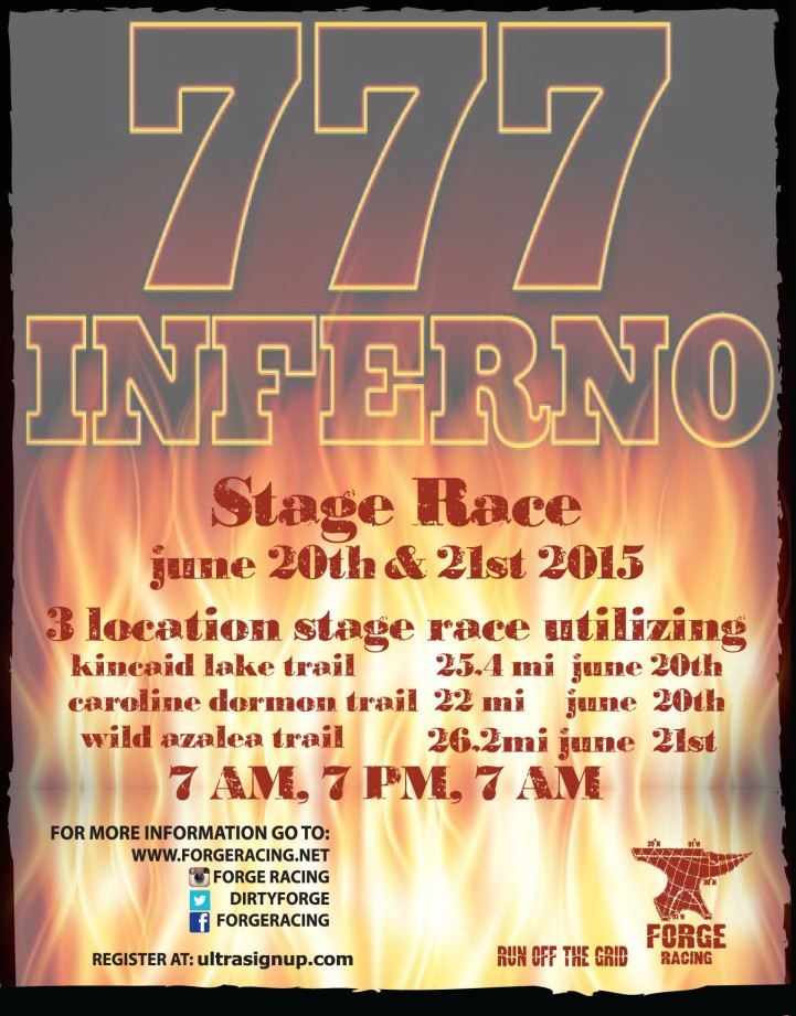2015 777 Inferno Post Card Front