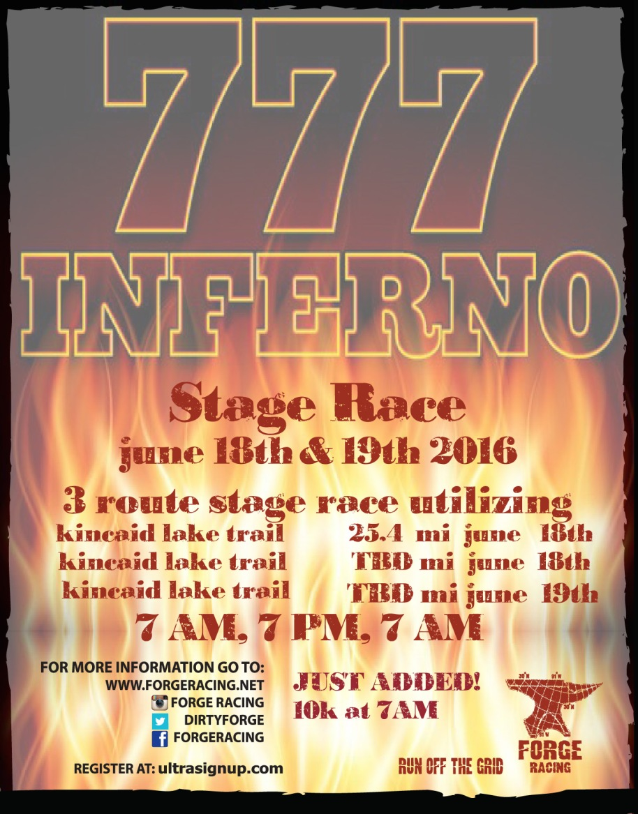 2016 777 Inferno Post Card Front